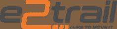 e2trail – Paletten einfach mit dem Fahrrad transportieren Logo